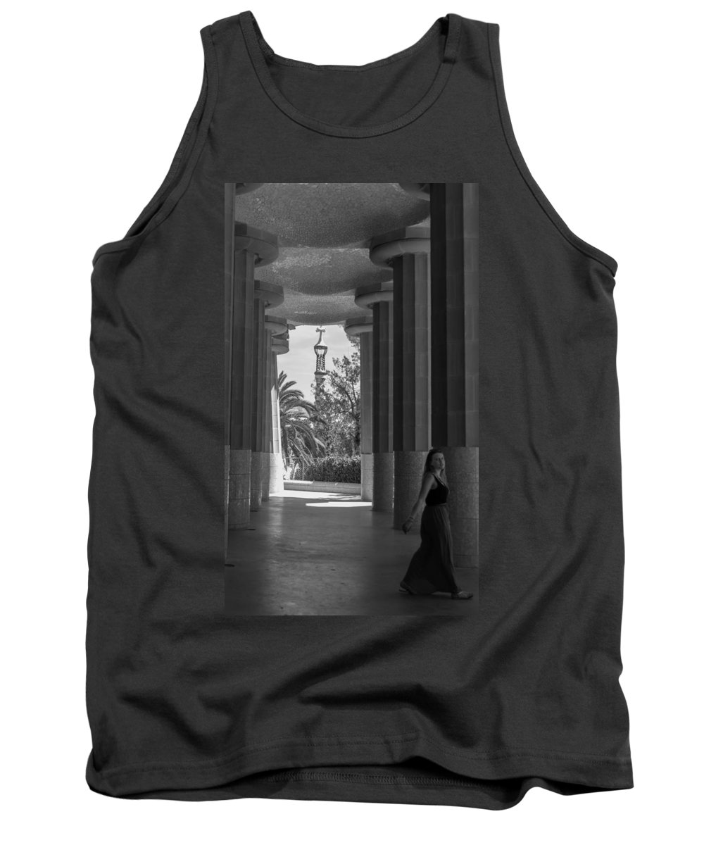 Barcelona Tank Top featuring the photograph Untitled by Michele Mule'