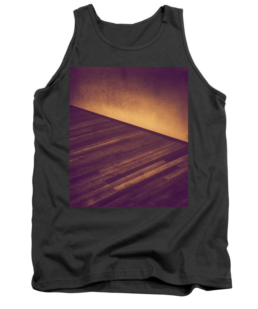 Abstract Tank Top featuring the photograph Abstract #1 by Paulo Guimaraes