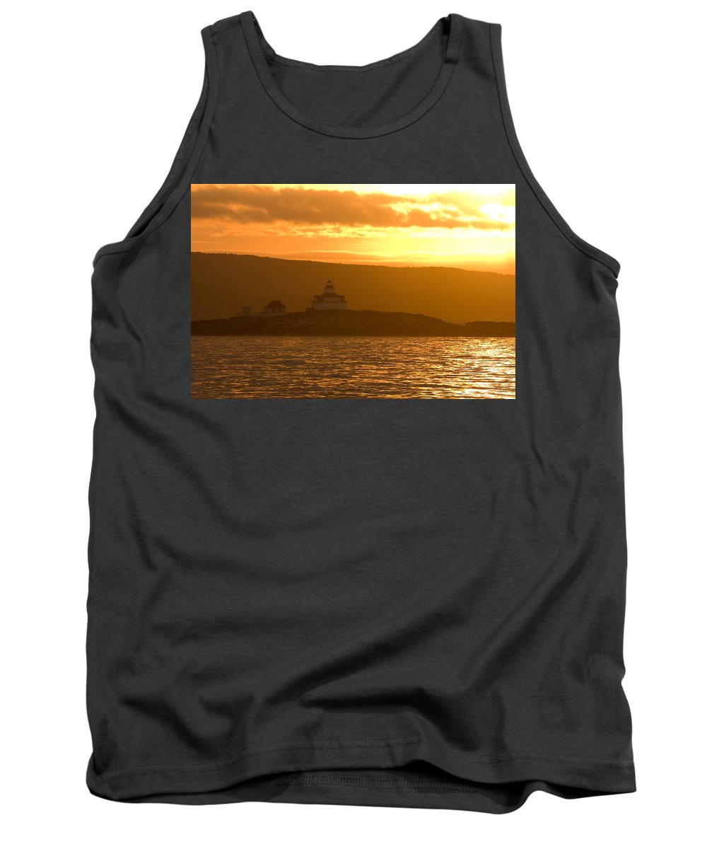 Acadia National Park Tank Top featuring the photograph Acadia Lighthouse by Sebastian Musial