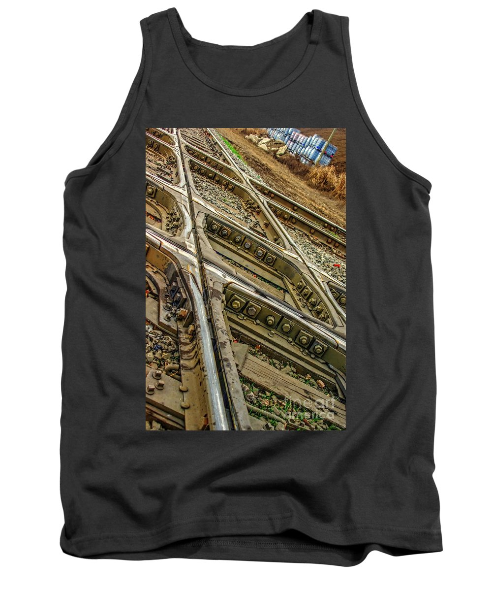 Columbus Tank Top featuring the photograph Bannon Diamond 05 by J M Lister