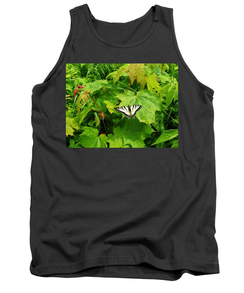 Summer Tank Top featuring the photograph Beauty Of Summer by Sherman Perry