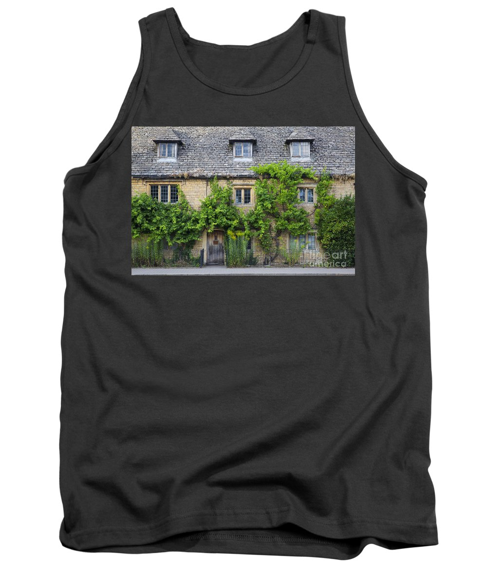 Bourton Tank Top featuring the photograph Bourton On The Water by Brian Jannsen