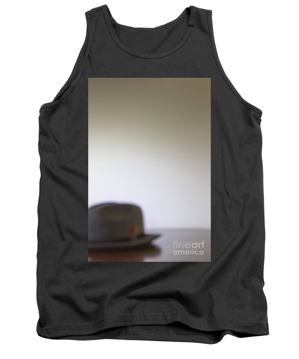 Man Tank Top featuring the photograph Business On Hold by Margie Hurwich