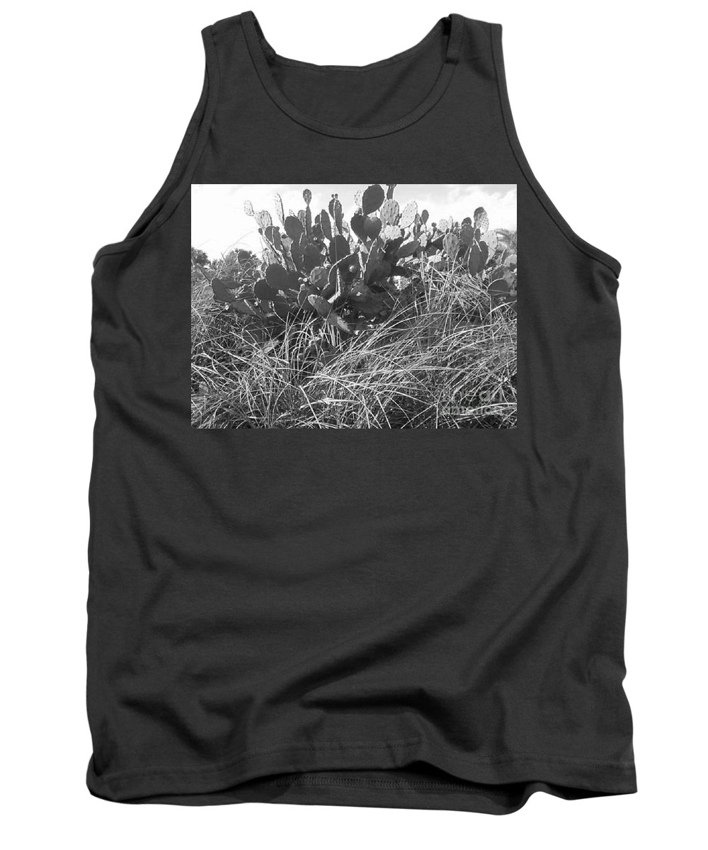 Catus Tank Top featuring the photograph Catus 2 by Michelle Powell