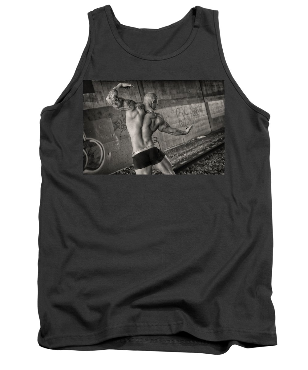 Bombelkie Tank Top featuring the photograph Classic Back by Marcin and Dawid Witukiewicz