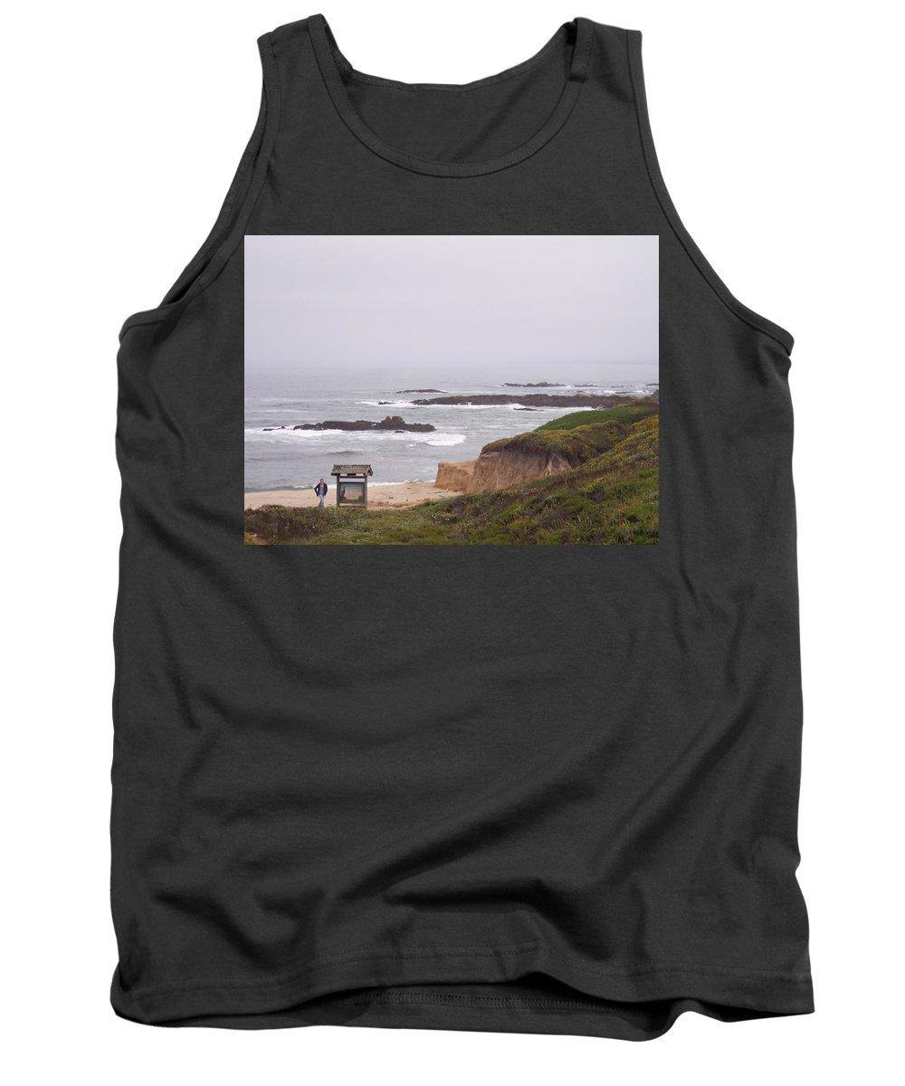 Coast Tank Top featuring the photograph Coastal Scene 7 by Pharris Art