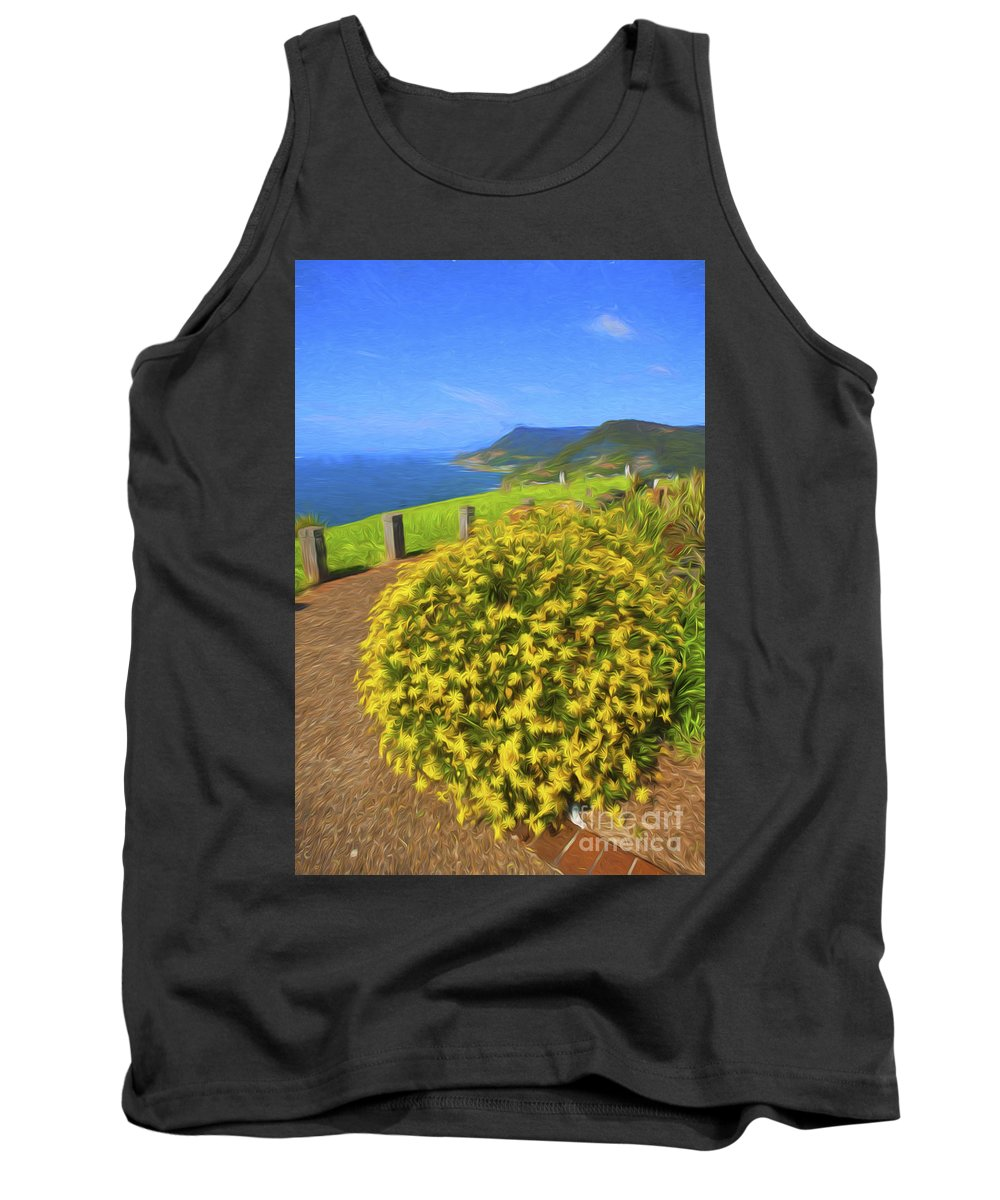 Daisies Tank Top featuring the photograph Daisies by Sheila Smart Fine Art Photography