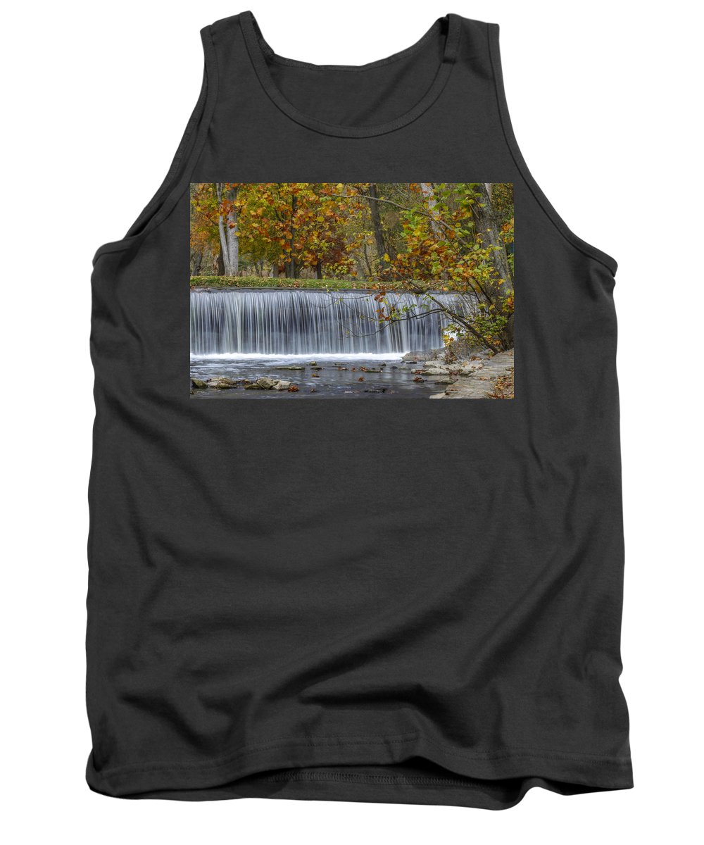 Water Tank Top featuring the photograph Devil's Backbone by Sharon Horn