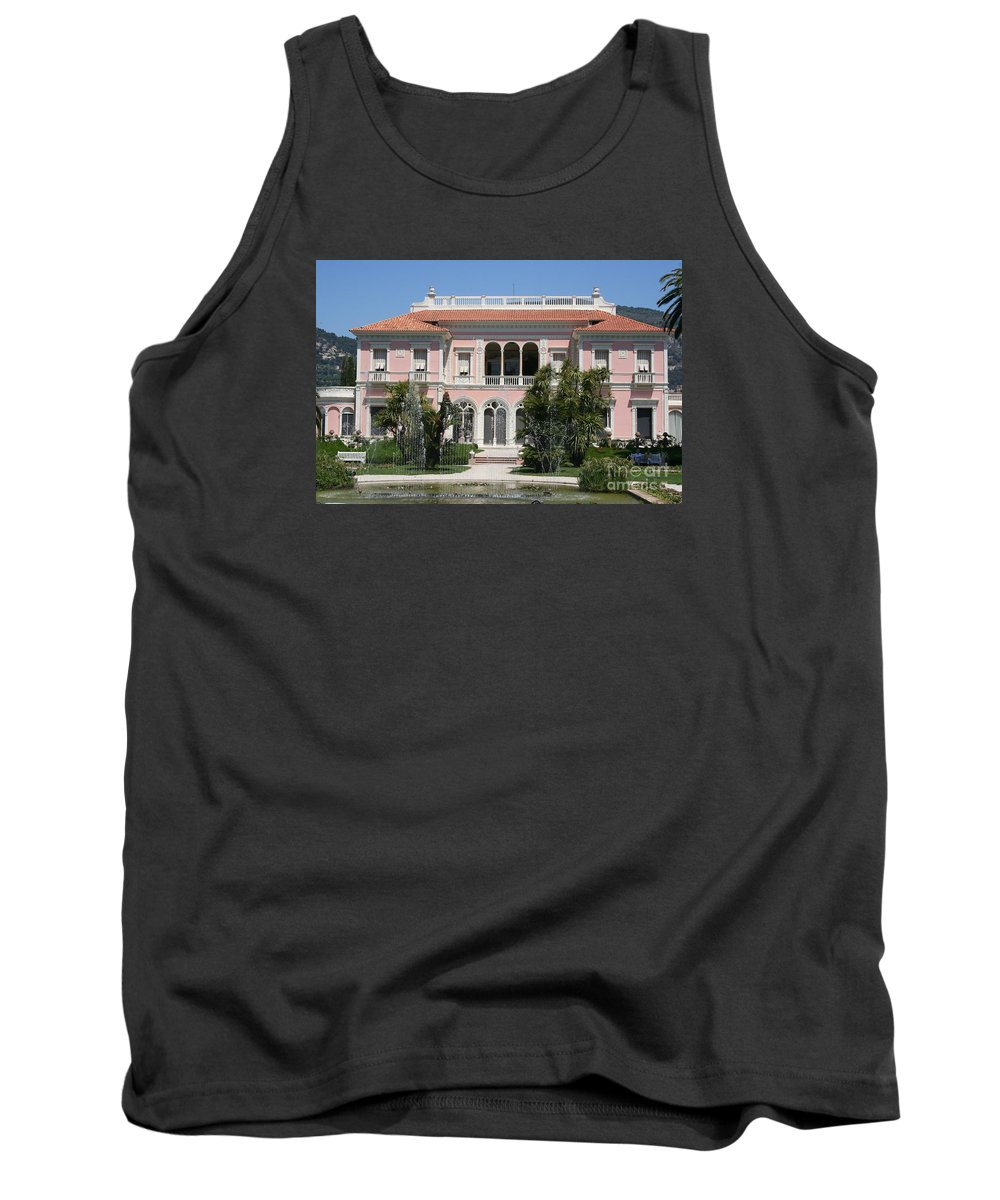House Tank Top featuring the photograph Dreamhome by Christiane Schulze Art And Photography
