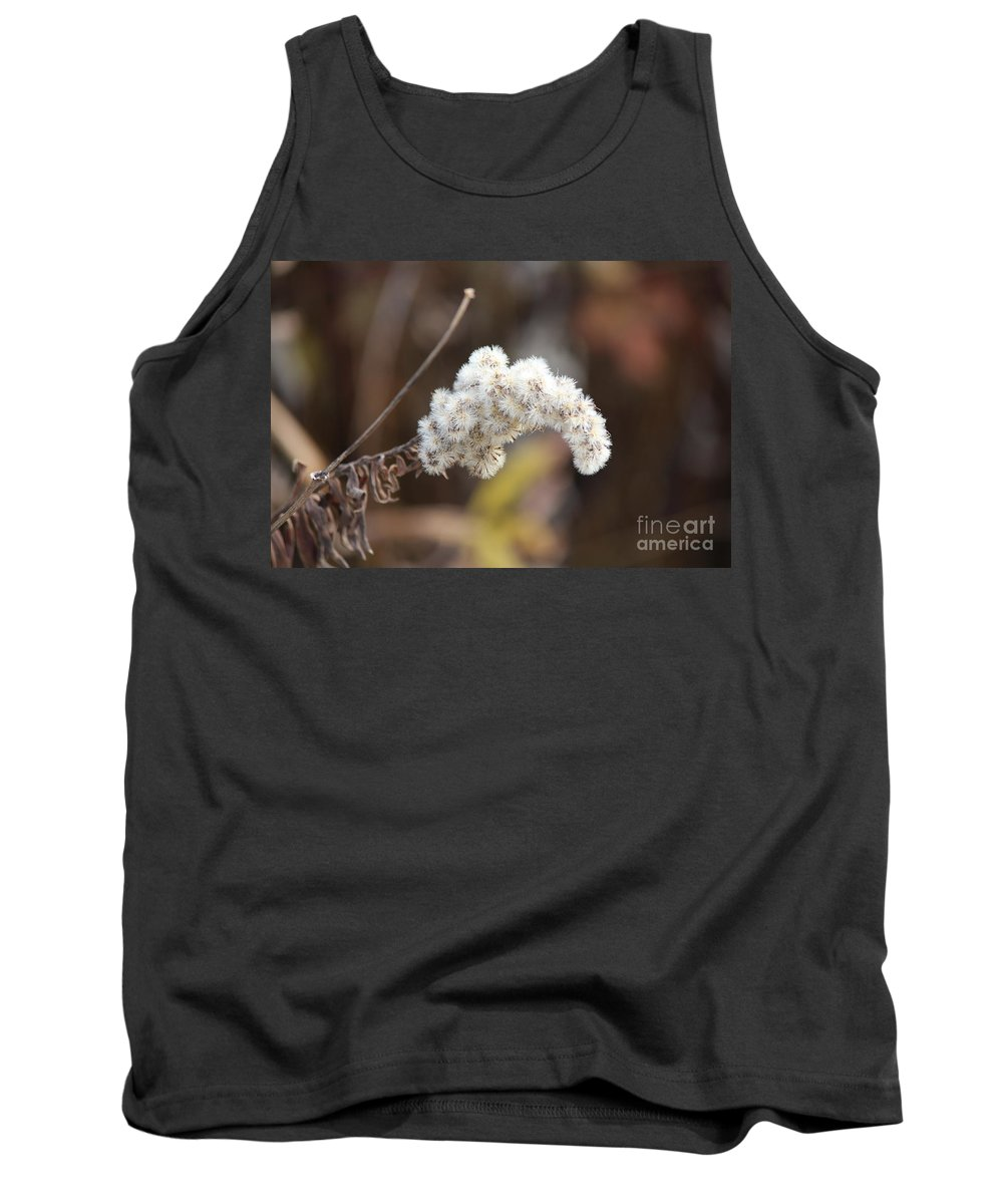 Flower Tank Top featuring the photograph Drying Time by Jamie Smith