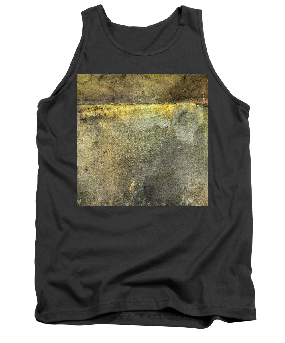 Brett Tank Top featuring the digital art Due Season by Brett Pfister