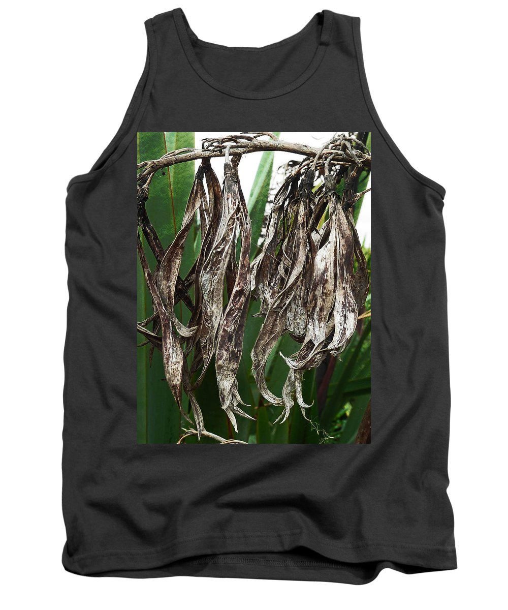Empty Tank Top featuring the photograph Empty Shells by Steve Taylor