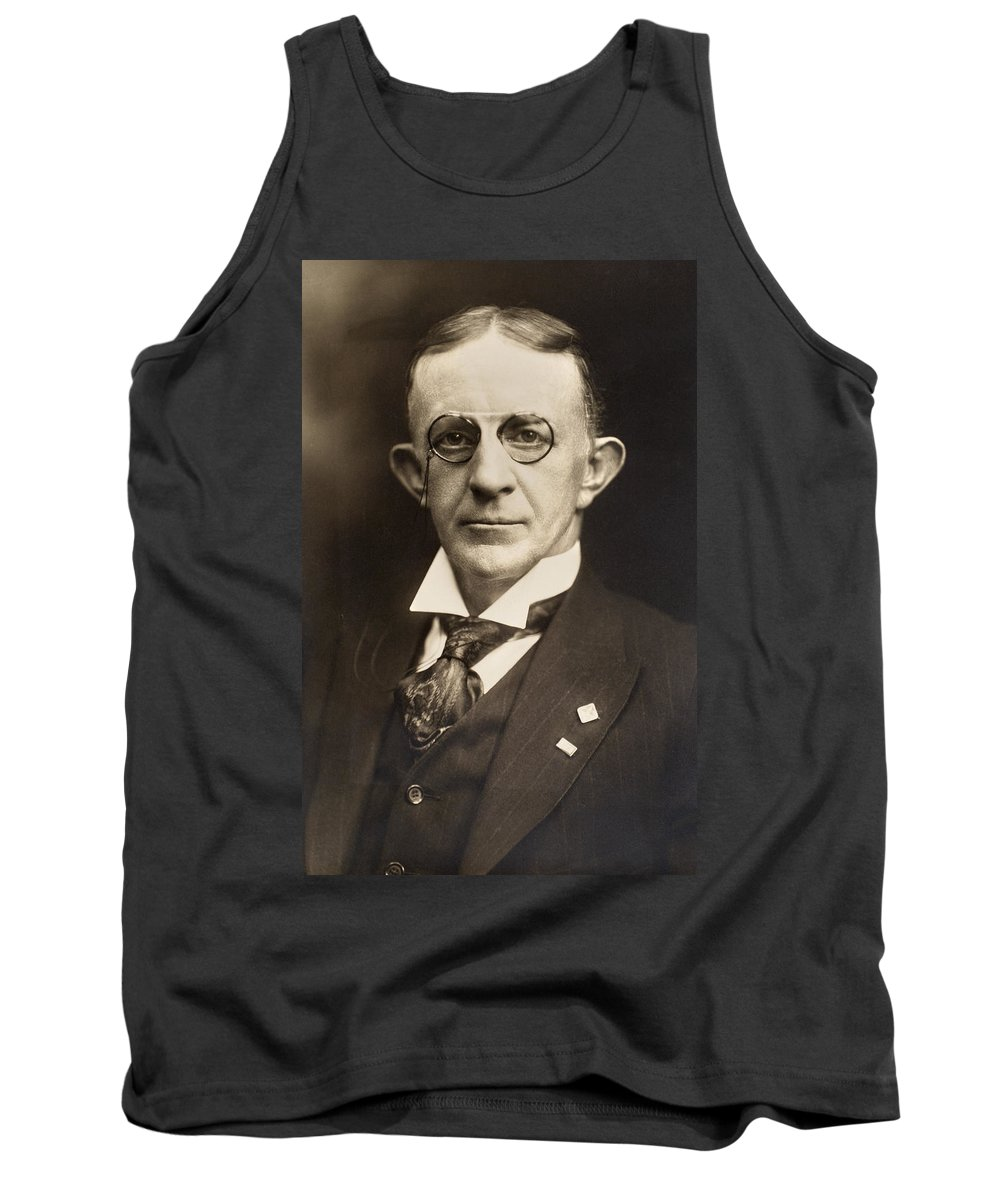 1890 Tank Top featuring the photograph Eyeglasses, C1900 by Granger