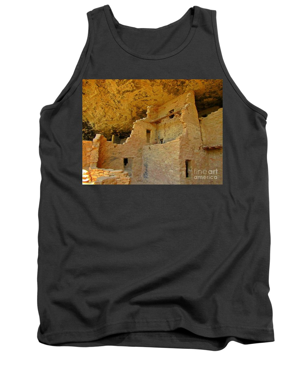 Famous National Parks Tank Top featuring the photograph Famous National Parks by John Malone