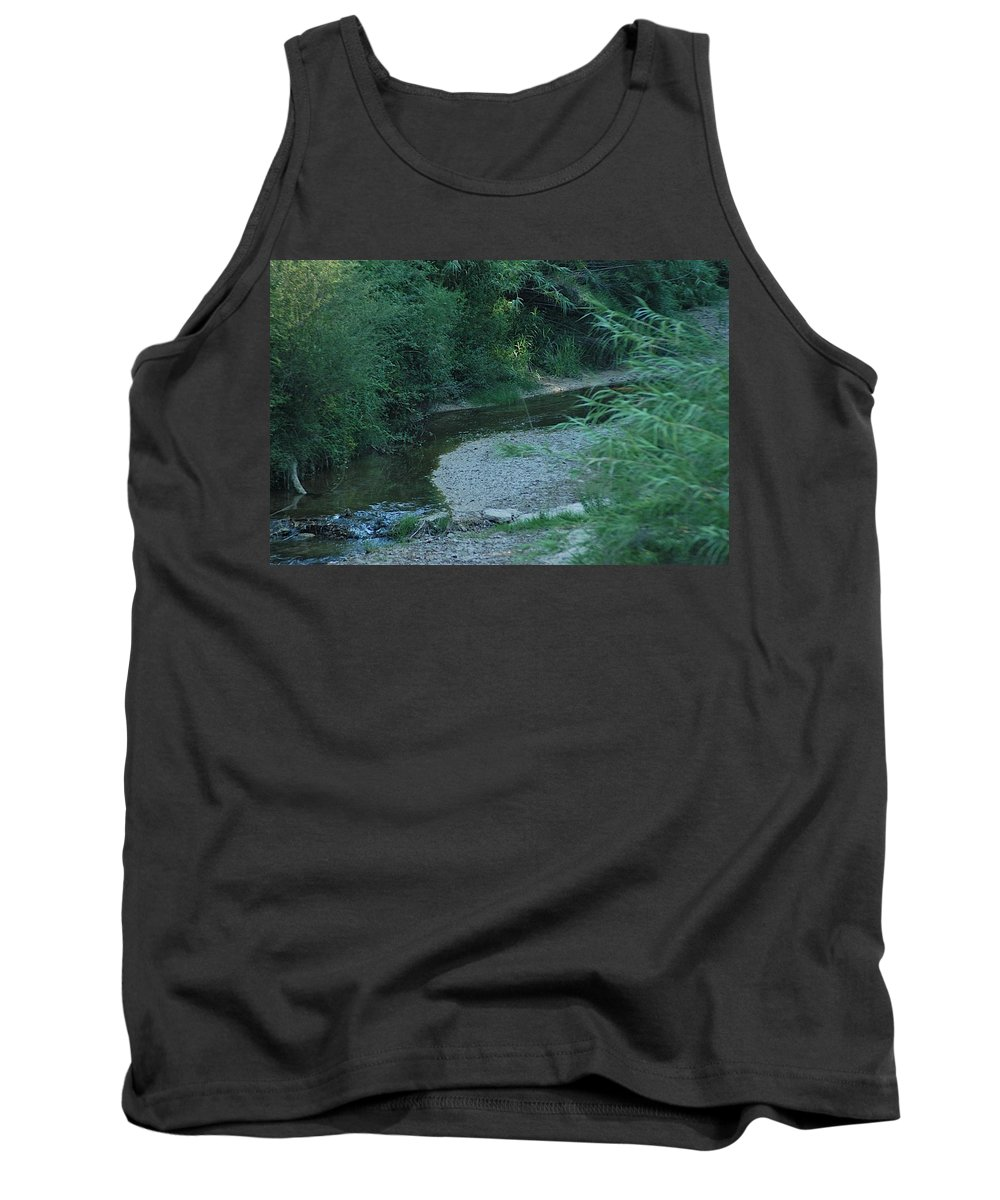 Flood Tank Top featuring the photograph Flood by Joseph Yarbrough