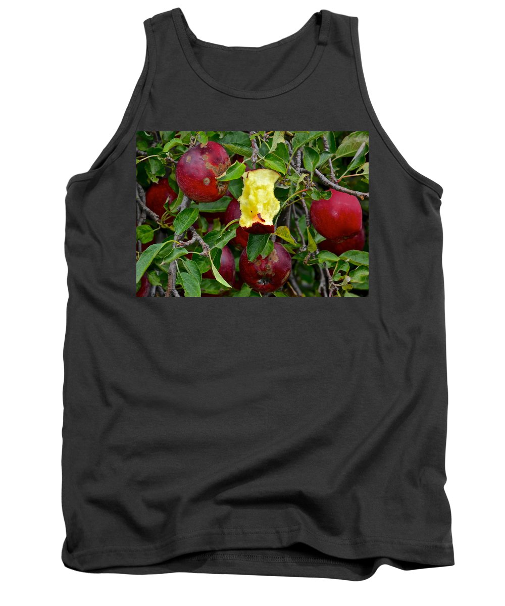 Fresh Tank Top featuring the photograph Fresh Fruit by Frozen in Time Fine Art Photography