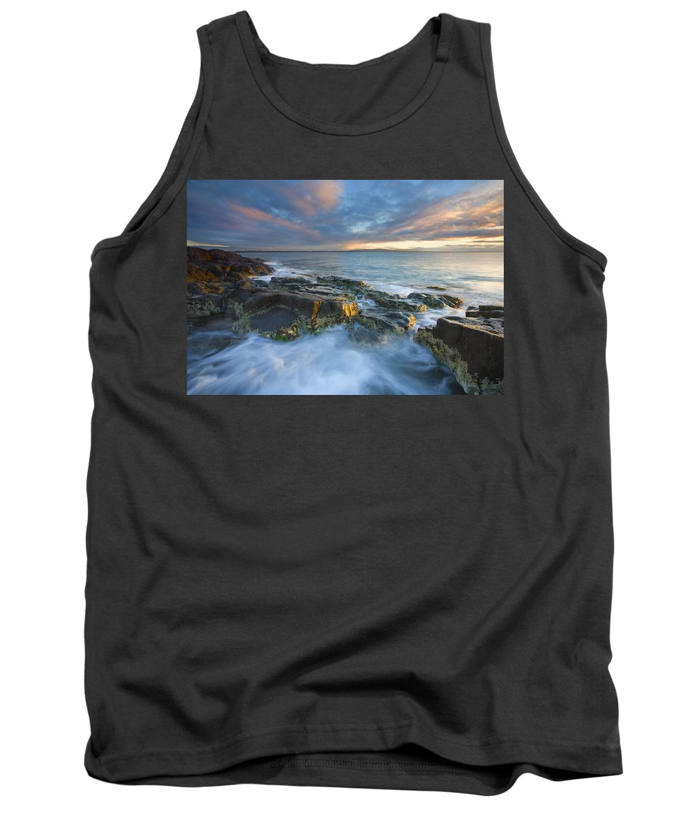 Freycinet Tank Top featuring the photograph Freycinet Cloud Explosion by Mike Dawson