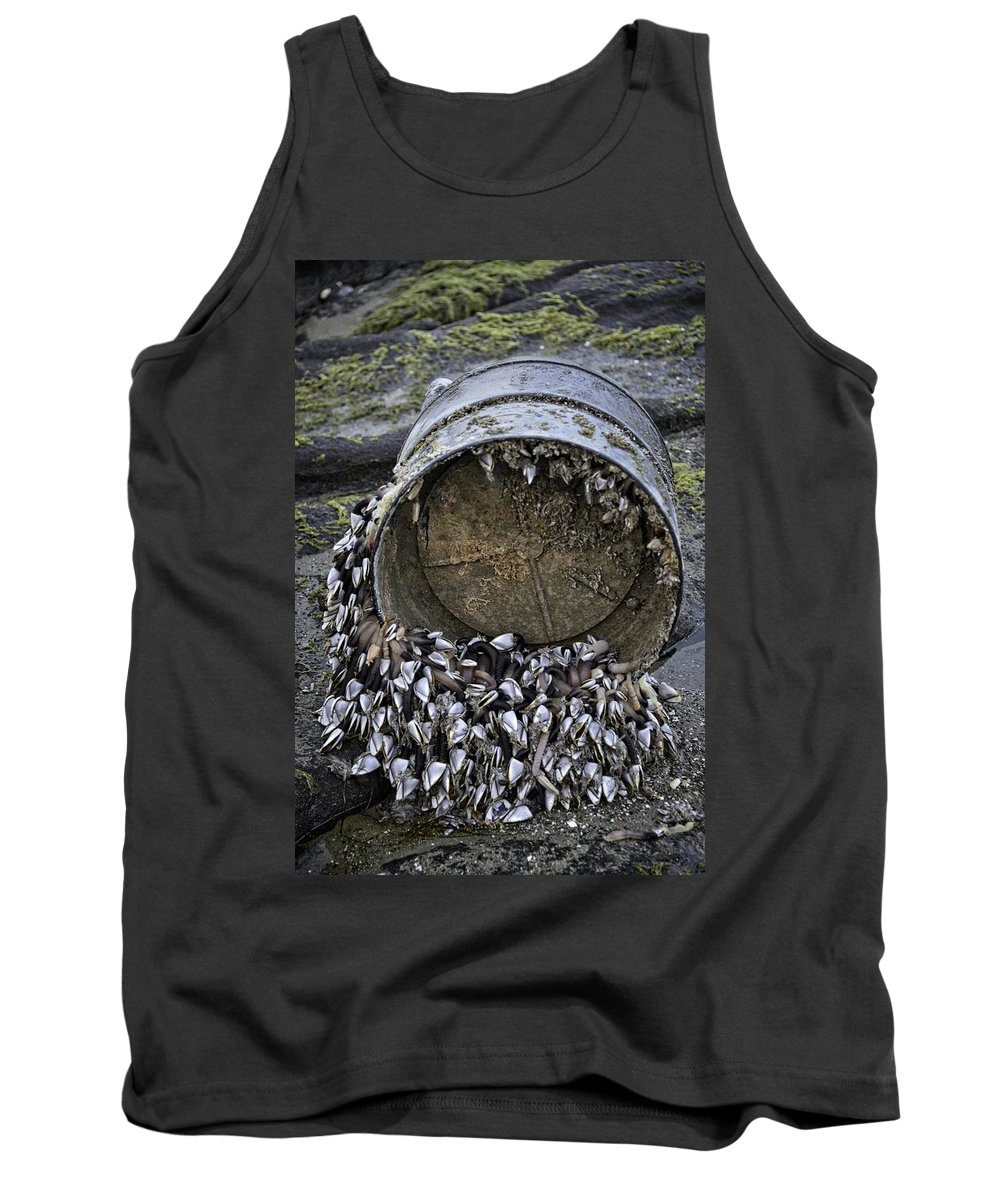 Yachats Tank Top featuring the photograph From The Ocean by Image Takers Photography LLC - Carol Haddon