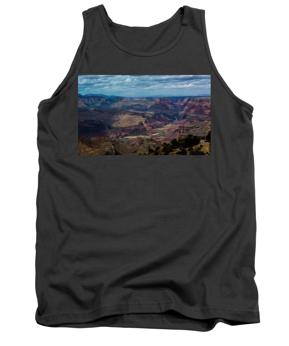 Grand Canyon Tank Top featuring the photograph Grand Canyon National Park by Michael Moriarty