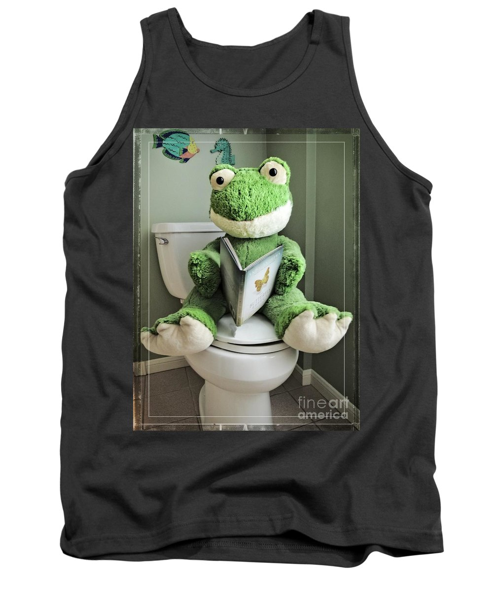 Toilet Tank Tops