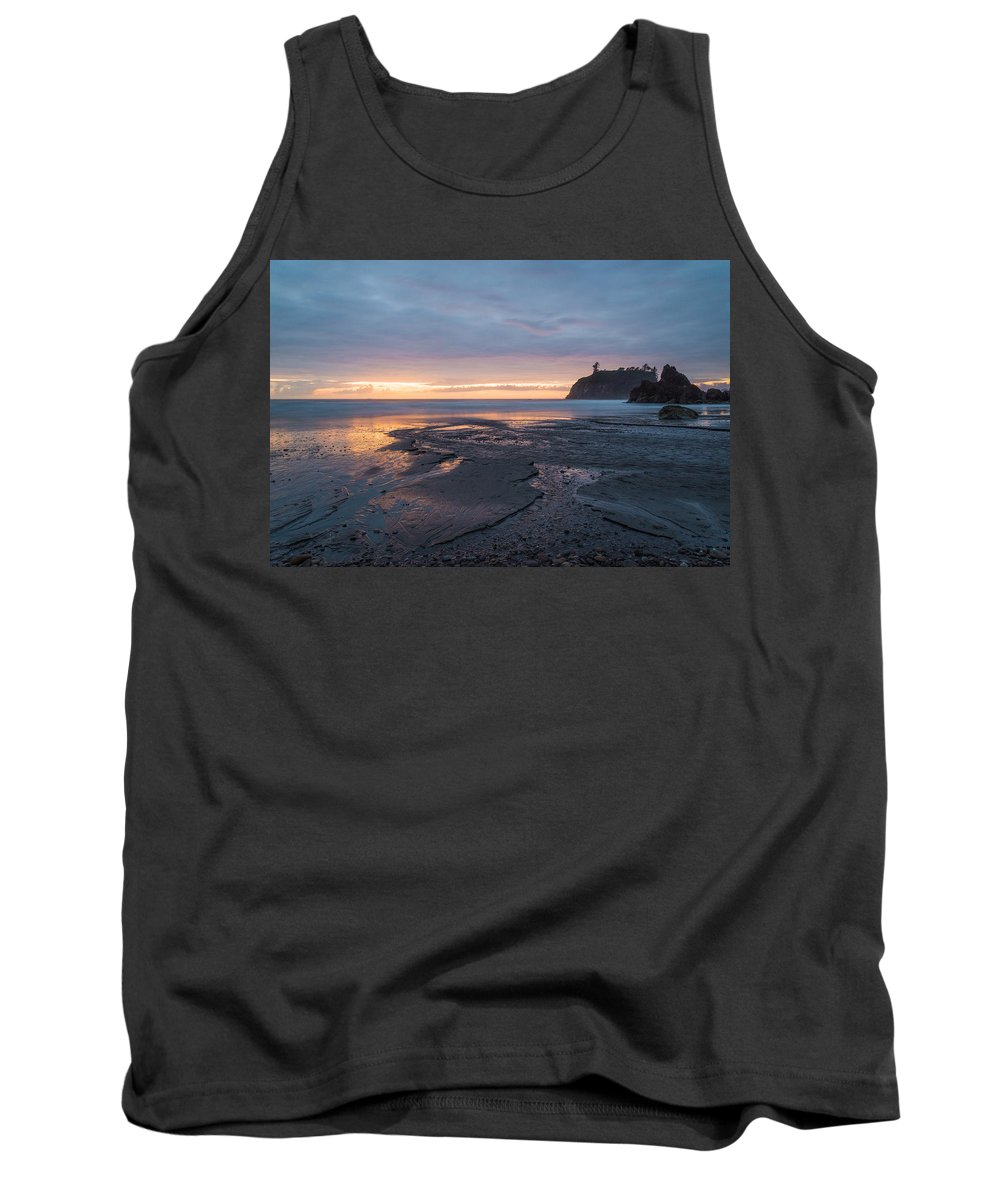Olympic National Park Tank Top featuring the photograph Holy Endings by Kristopher Schoenleber