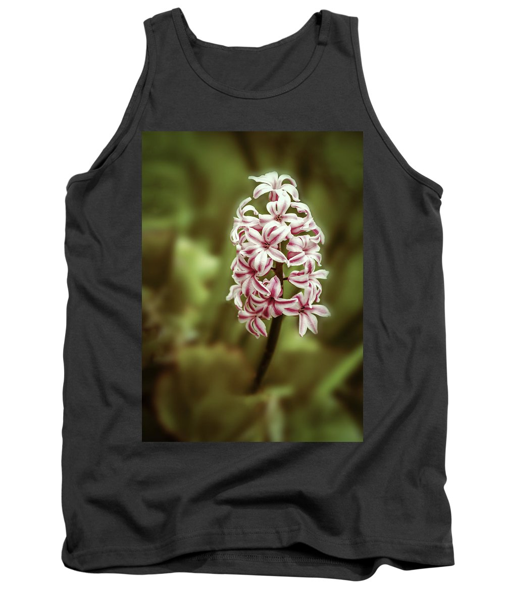 Plant Tank Top featuring the photograph I See You by Nick Field