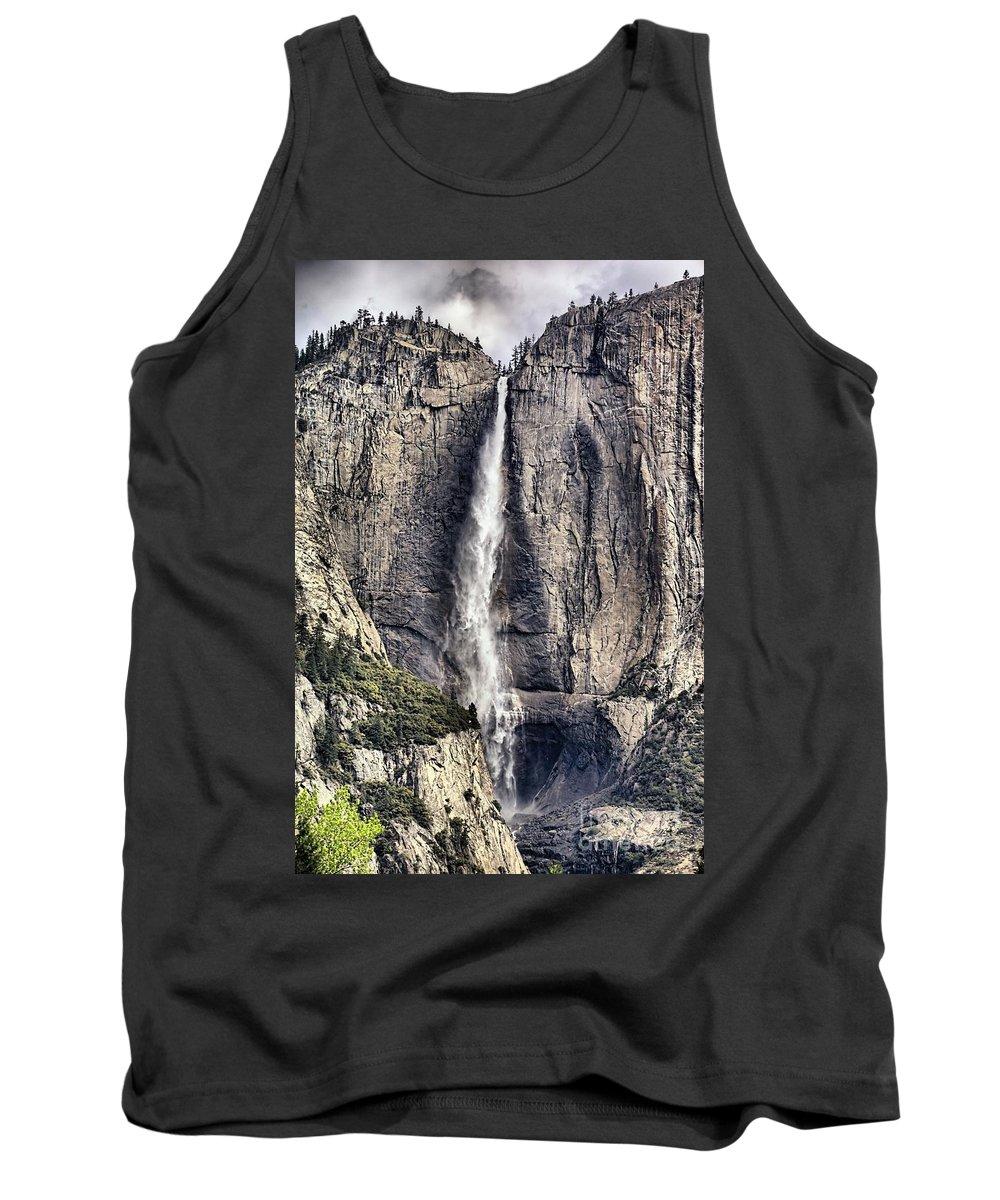 Yosemite Tank Top featuring the photograph Img 5057_ Yosemite National Park by Randy Matthews