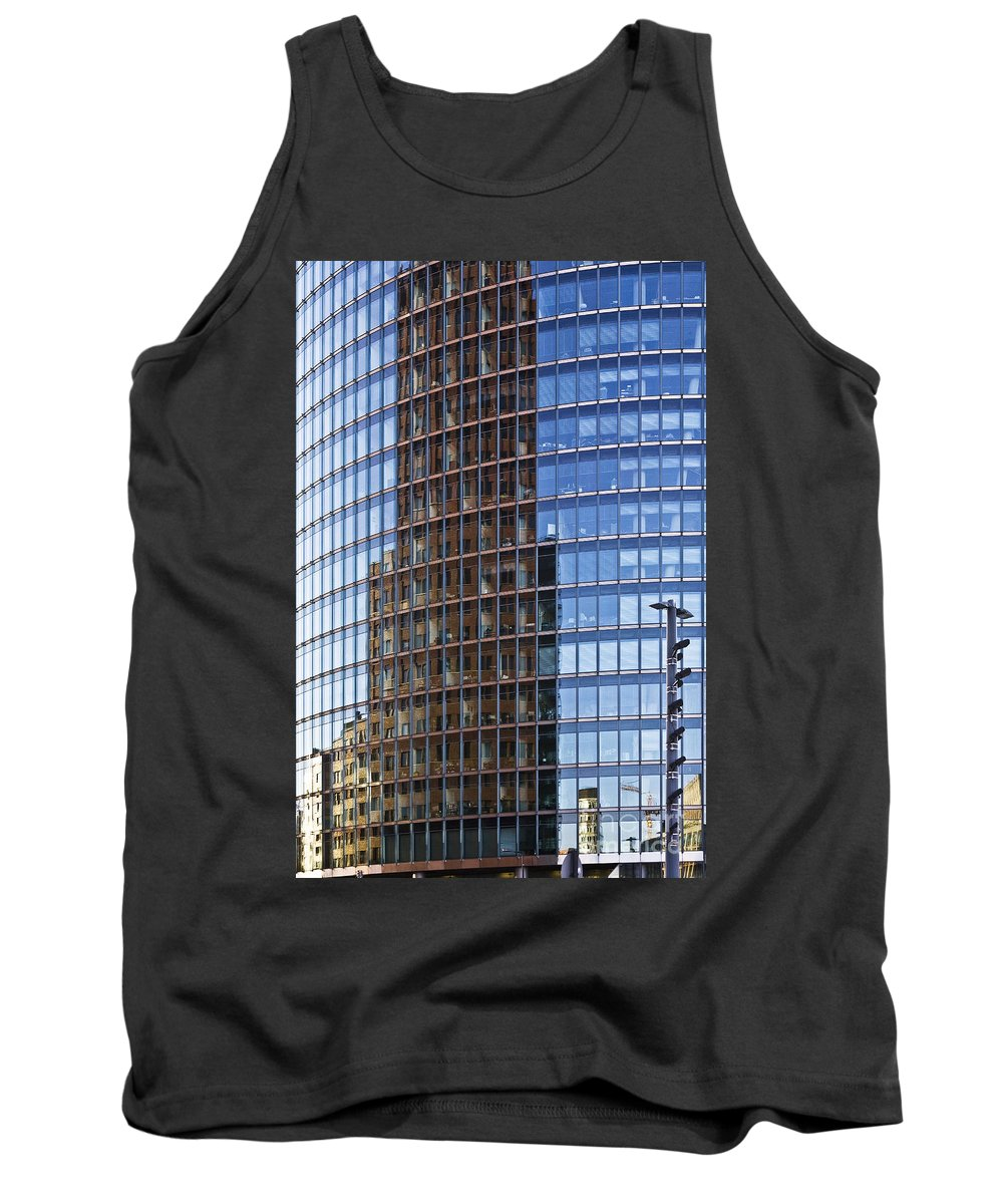 Heiko Tank Top featuring the photograph Immediate Vicinity by Heiko Koehrer-Wagner