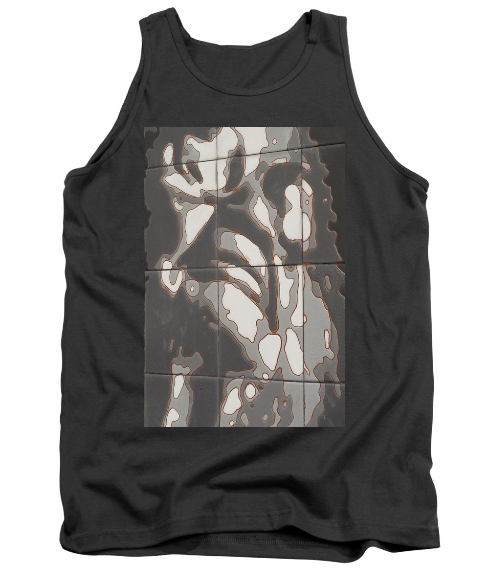 Interstate 10 Tank Top featuring the photograph Interstate 10 Project Outtake_0010559 by Arthur BRADford Klemmer