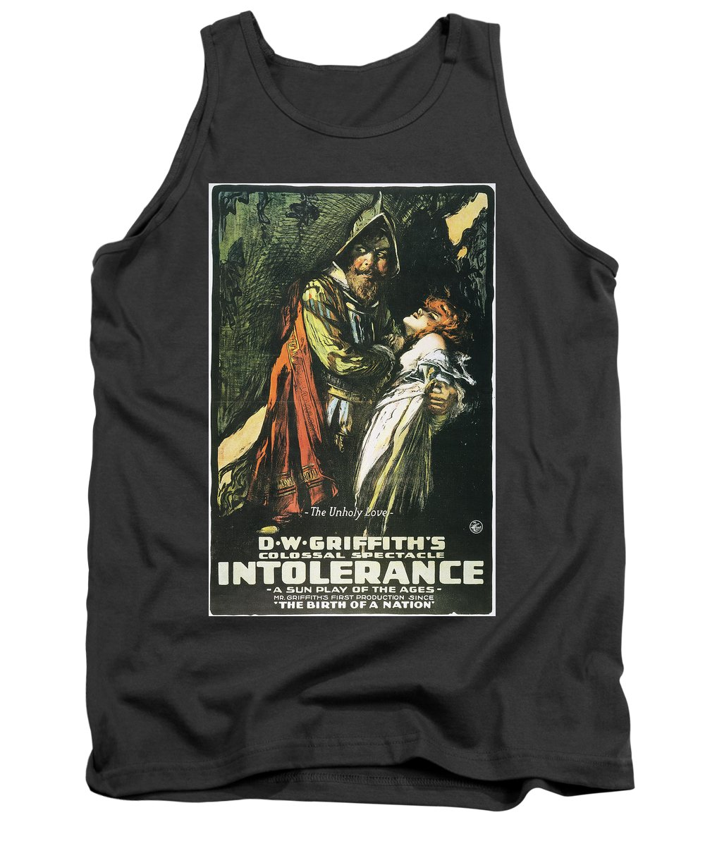 D W Griffith Tank Tops