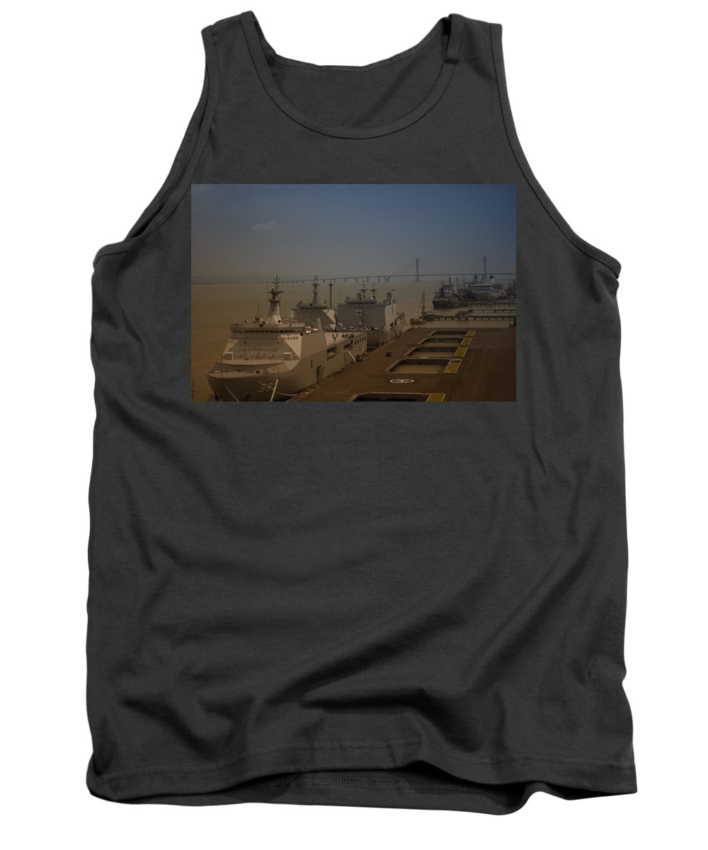 Java Tank Top featuring the photograph Java Madura by Miguel Winterpacht