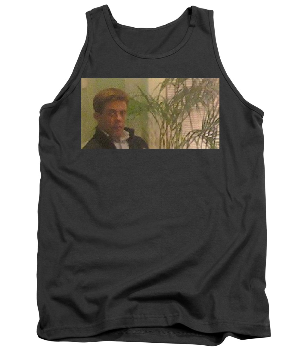 Tank Top featuring the photograph Jude by Jude Darrien
