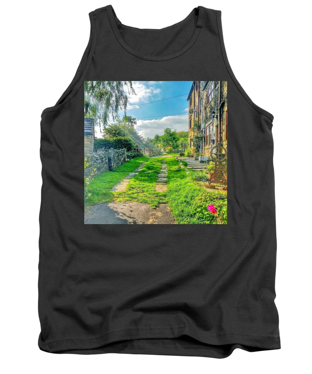 Landscape Tank Top featuring the photograph Beautiful Lancashire by Paul Fox