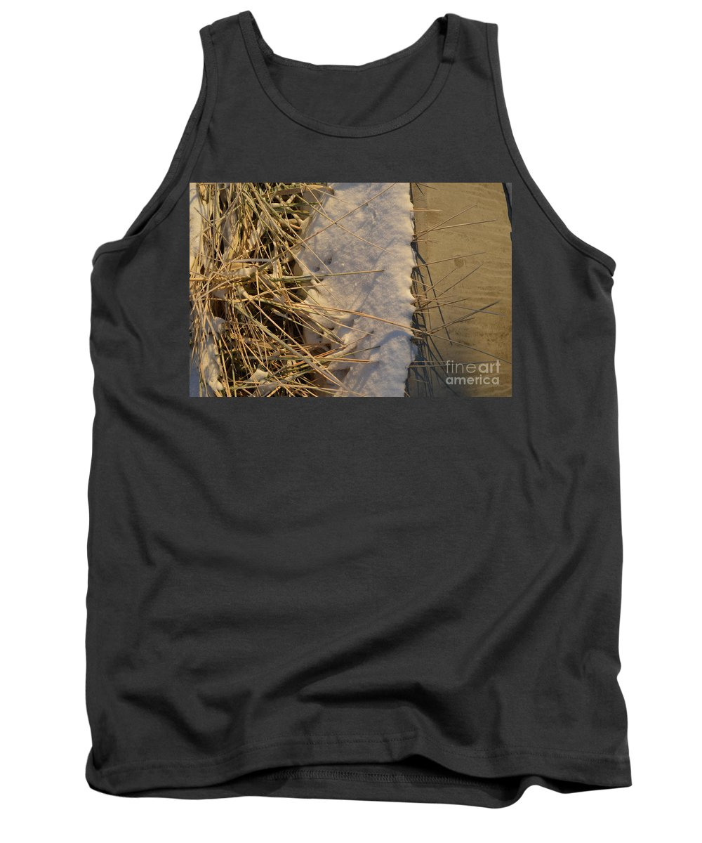 Lance Tank Top featuring the photograph Lanceing Through The Layers by Brian Boyle