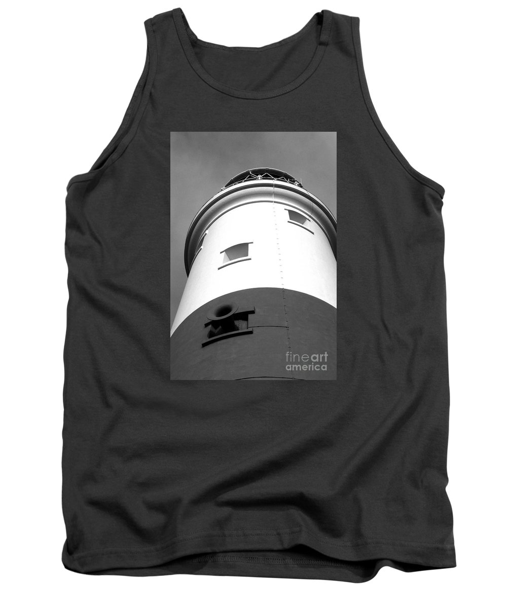 Lighting The Way 2 Tank Top featuring the photograph Lighting The Way 2 by Wendy Wilton