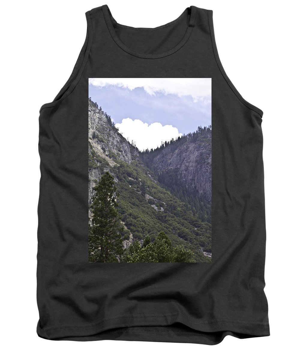 Nature Tank Top featuring the photograph Love Heart by Brian Williamson