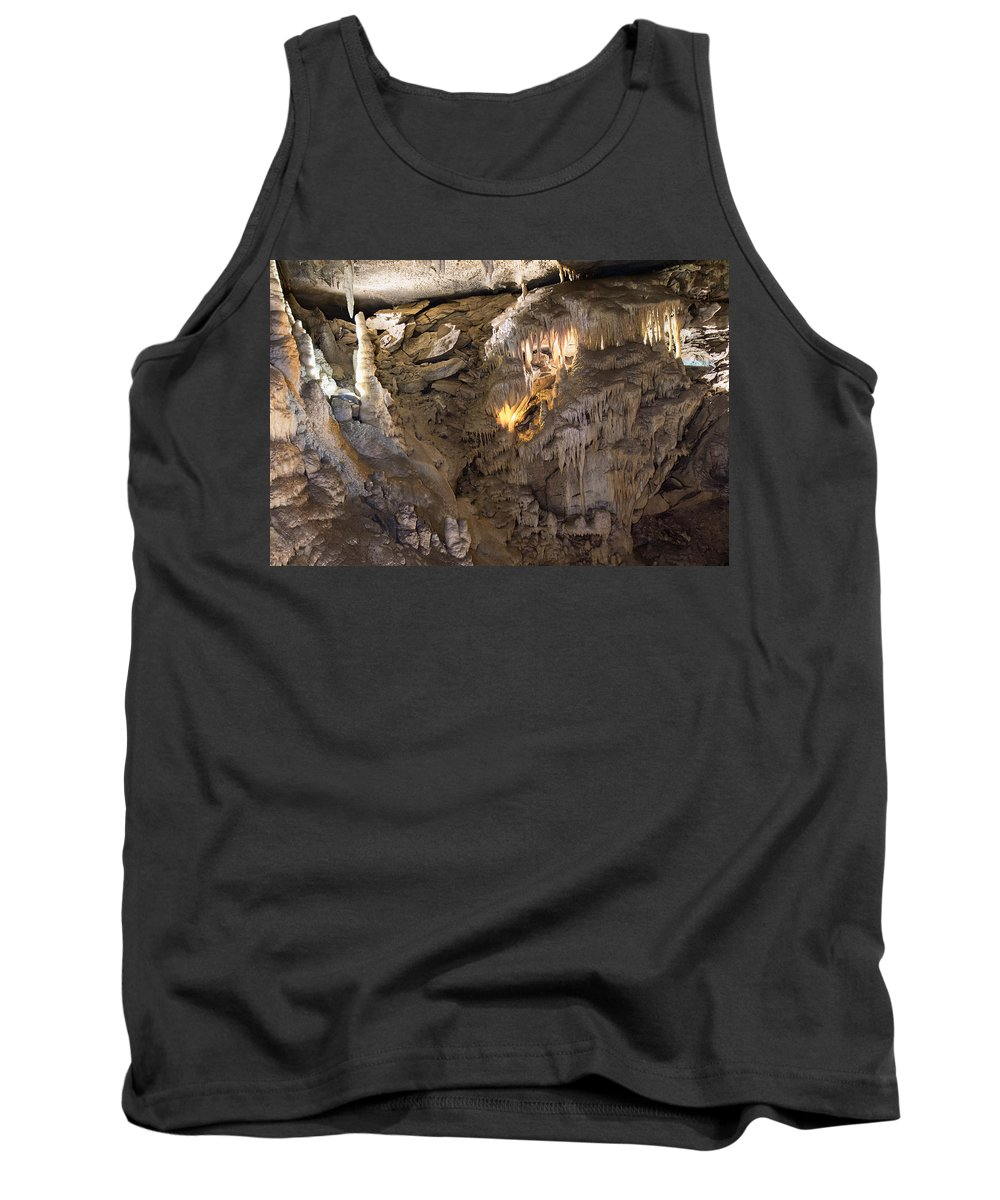 Mammoth Cave National Park Tank Top featuring the photograph Mammoth Cave National Park by Mary Almond