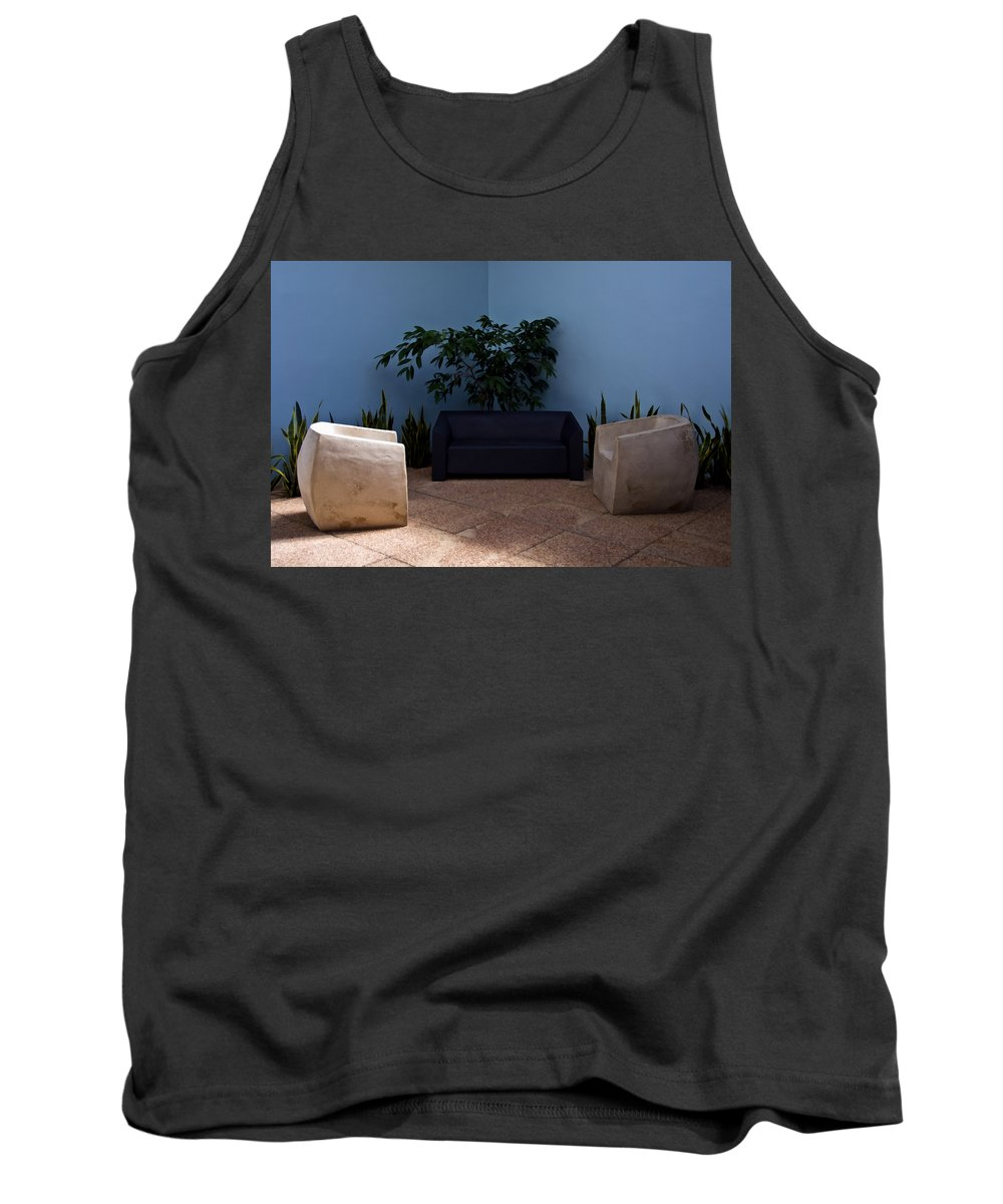 Tank Top featuring the photograph Minimalism by Angelina Vick