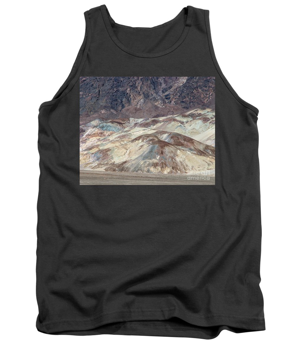 Muted Tank Top featuring the photograph Muted by Stephen Whalen
