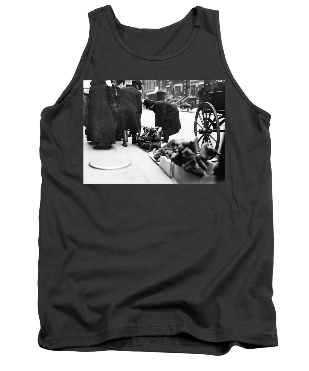 1910 Tank Top featuring the photograph New York Toys, C1910 by Granger