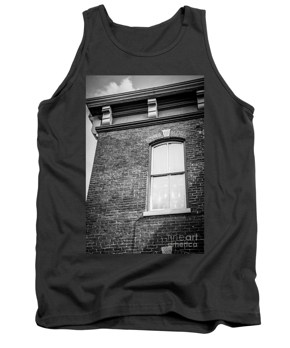 Galena Tank Top featuring the photograph One Window by Amel Dizdarevic