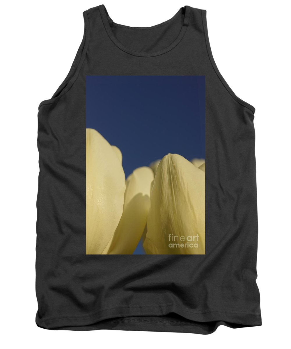 Flowers Tank Top featuring the photograph Pillow Soft by Jeffery L Bowers