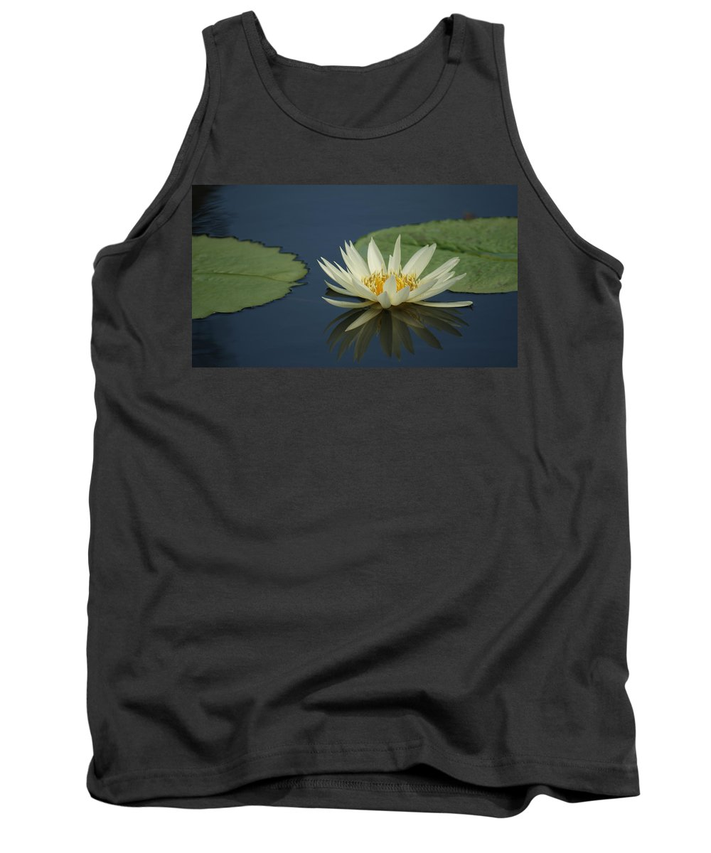 Reflection Tank Top featuring the photograph Reflection In Time...  # by Rob Luzier