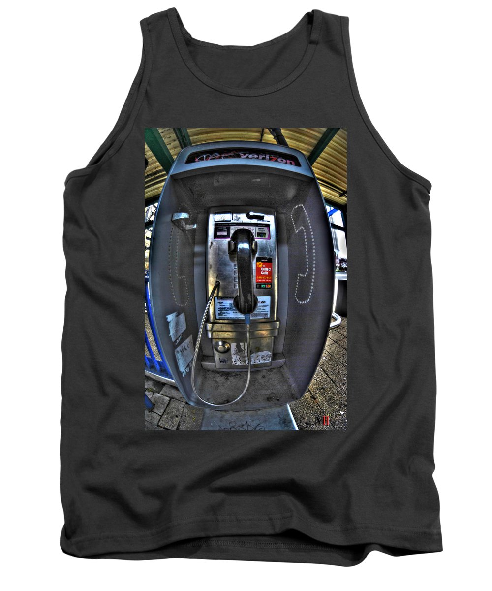 Michael Frank Jr Tank Top featuring the photograph Remember These by Michael Frank Jr