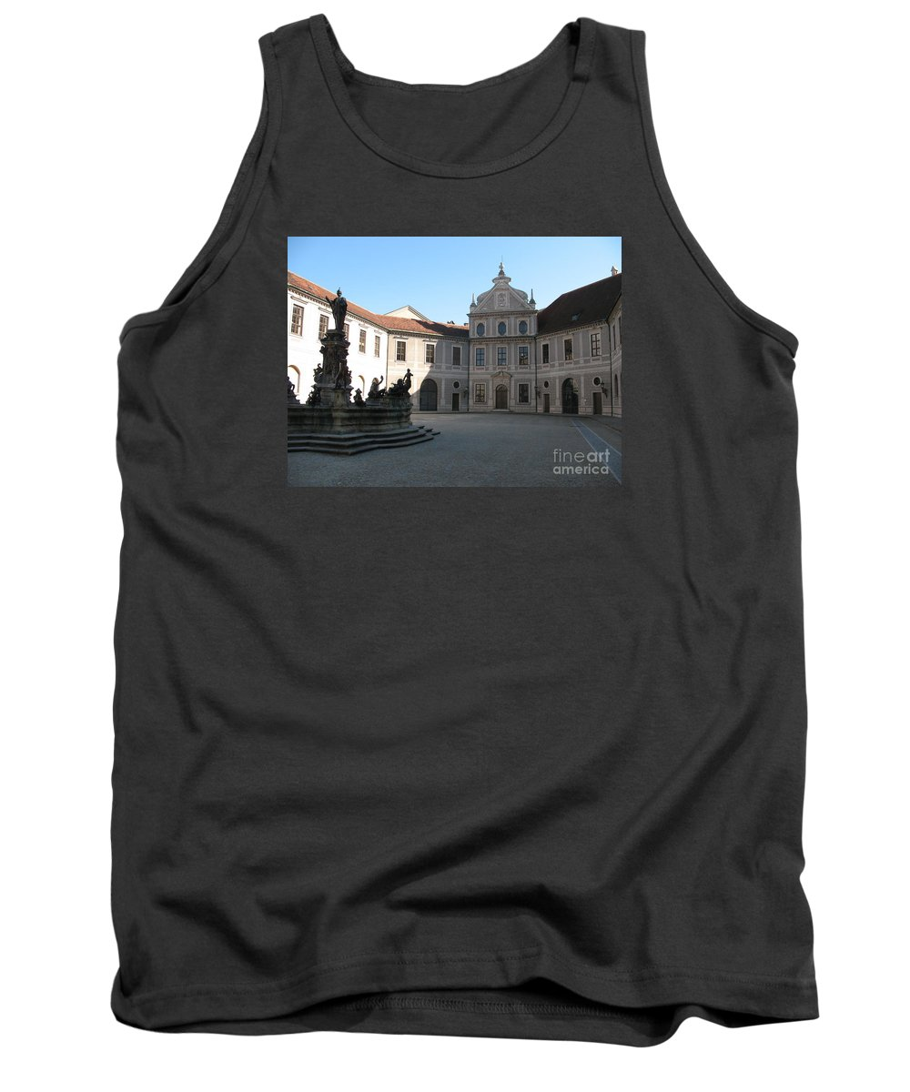 Residence Tank Top featuring the photograph Residence Munich by Christiane Schulze Art And Photography
