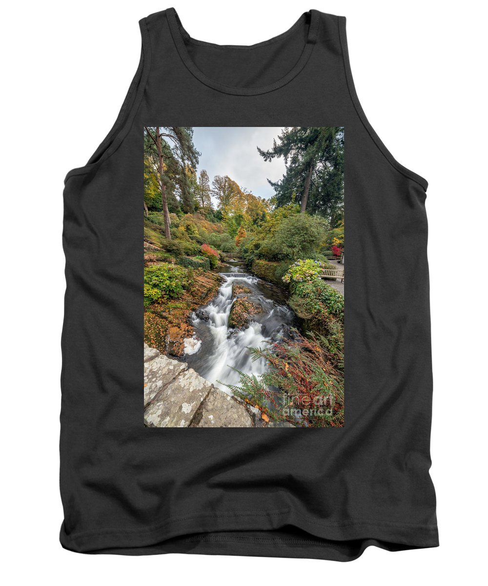 Acer Tank Top featuring the photograph River Of Life by Adrian Evans