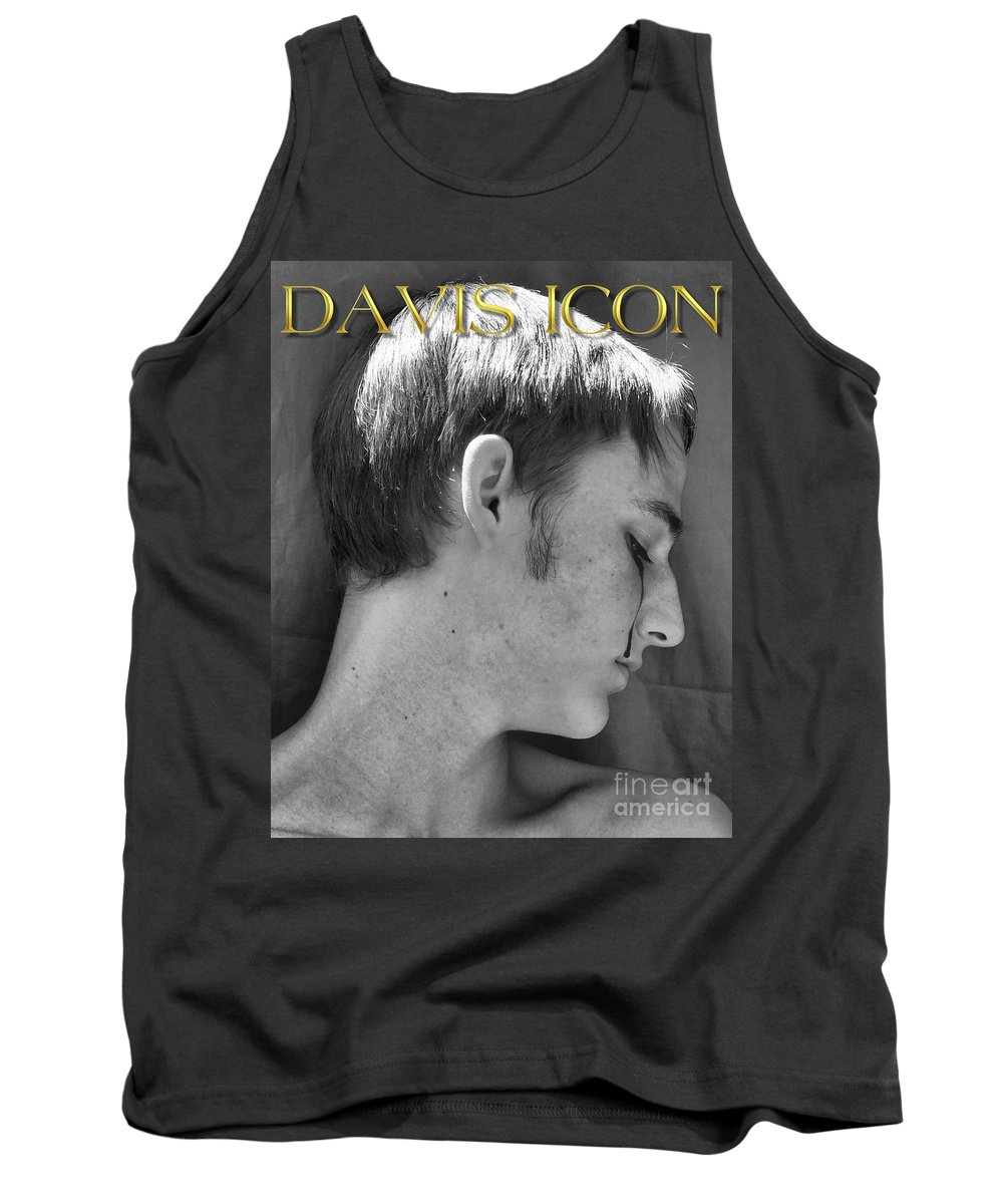 Model Tank Top featuring the photograph Sadness by Billy Davis