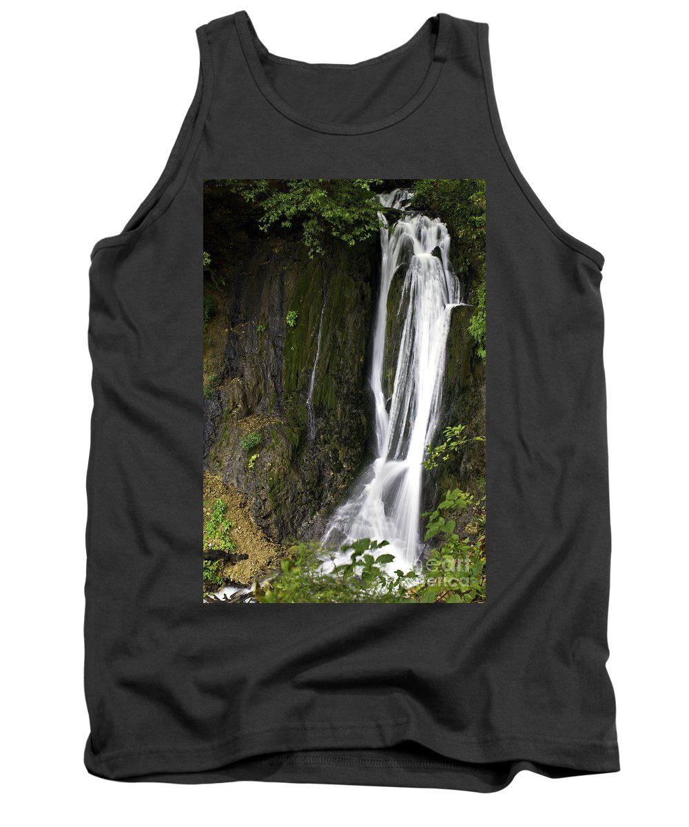 Rural Tank Top featuring the photograph Serenity Two by Ken Frischkorn