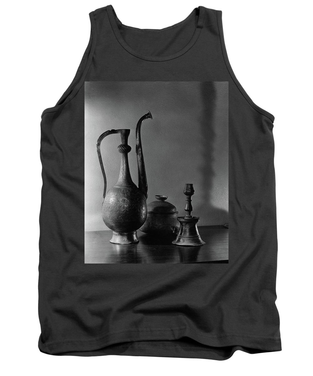Antique Tank Top featuring the photograph Seventeenth Century Rohdian Ibrick by Joseph B. Wurtz