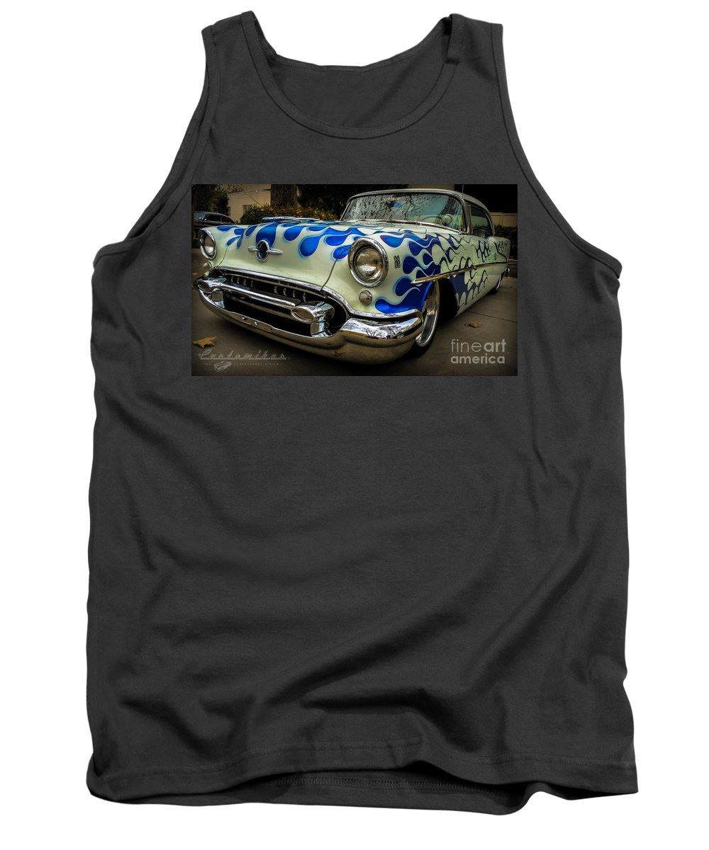 Oldsmobile Tank Top featuring the photograph Some Doll by Customikes Fun Photography and Film Aka K Mikael Wallin